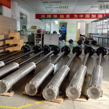 区别传统液下泵的新型防爆不锈钢潜泵,零区防爆化工潜泵输送40多种介质8年免维护