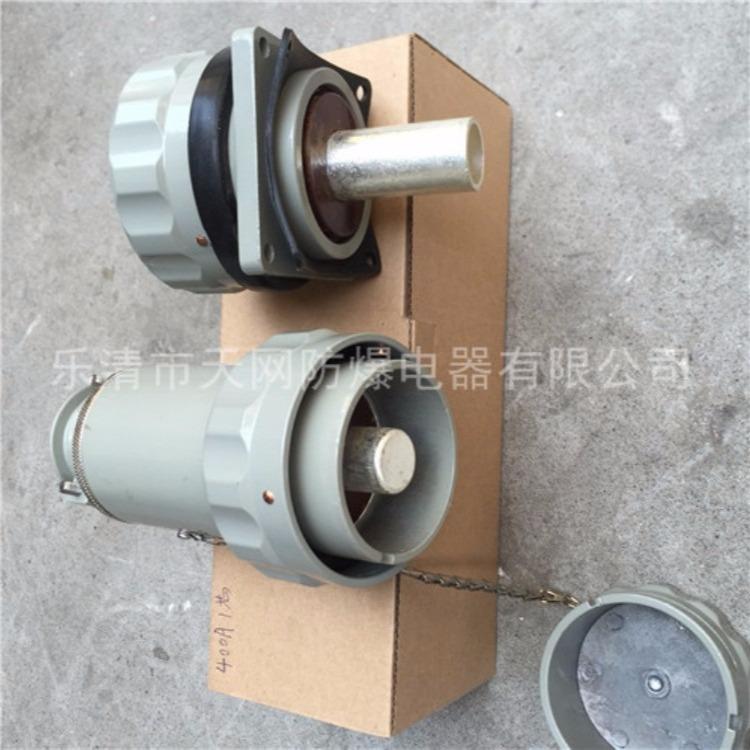 单相三极防爆插头插座 GTZ-60A单相三极防爆插头插座