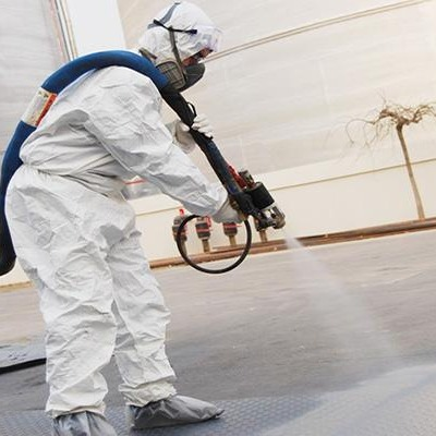 BASF巴斯夫聚脲墙面水池污水厂防水涂7000CR屋面聚脲化工水池聚脲
