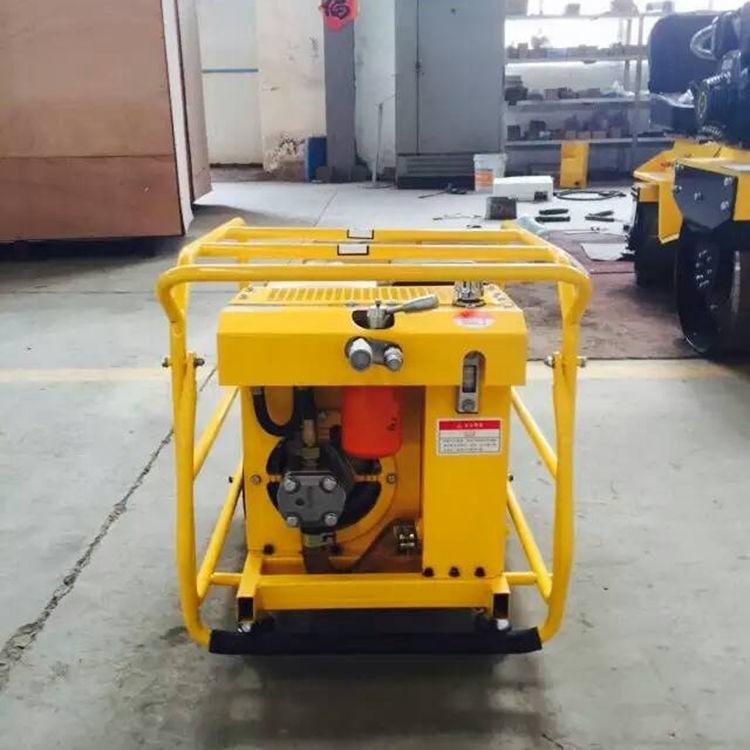 道路施工应急液压动力站 森创汽油款 液压镐配套动力站 济宁液压设备厂家