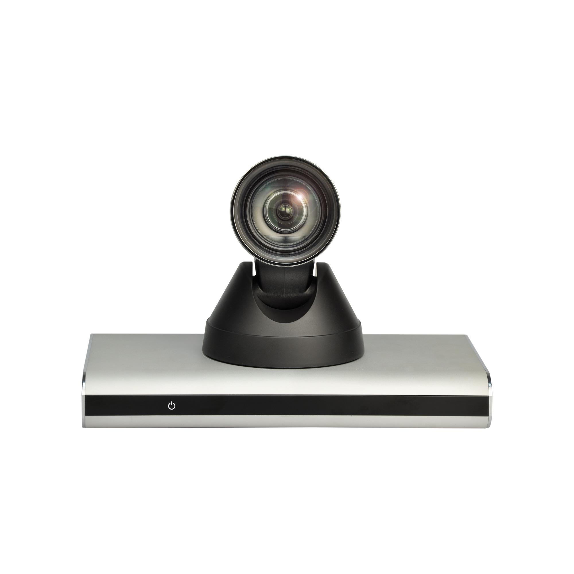 百视视讯视频会议系统主机BS-C9自带摄像机视频会议终端12倍变焦323SIP协议兼容思科宝利通华为亿联等视频会议系统