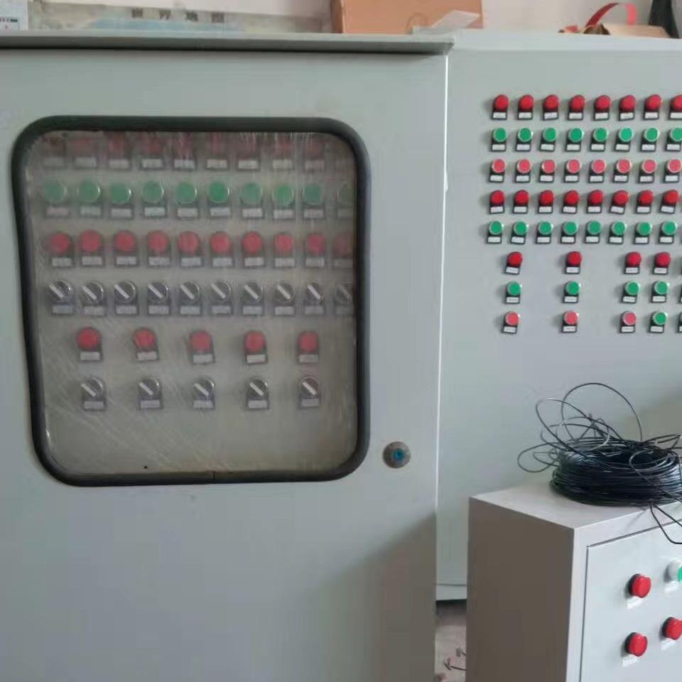 除尘器控制柜 plc除尘设备控制系统 防爆控制柜 IP55脉冲控制柜