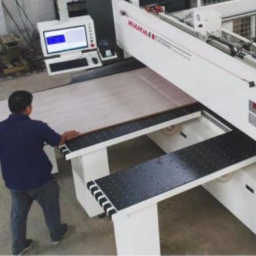 电子裁板机专业供应  高速智能电脑裁板锯 电子锯 开料锯 电脑锯性能稳定价格优惠