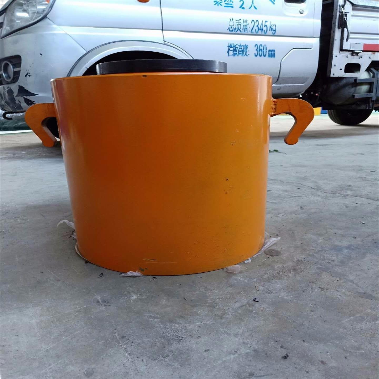 厂家直销500T液压千斤顶 桥梁起重顶升液压起重工具大吨位千斤顶油压油顶