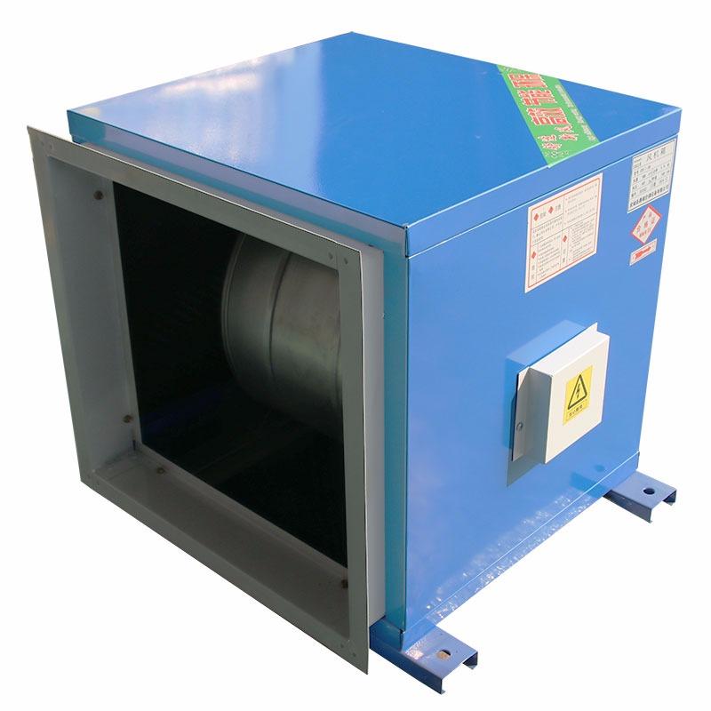 厂家直销单速低噪声柜式离心风机箱两用双进风离心式风箱机