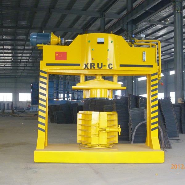 水泥U型槽机械  黄石新瑞 U型槽机 U型槽机械生产企业