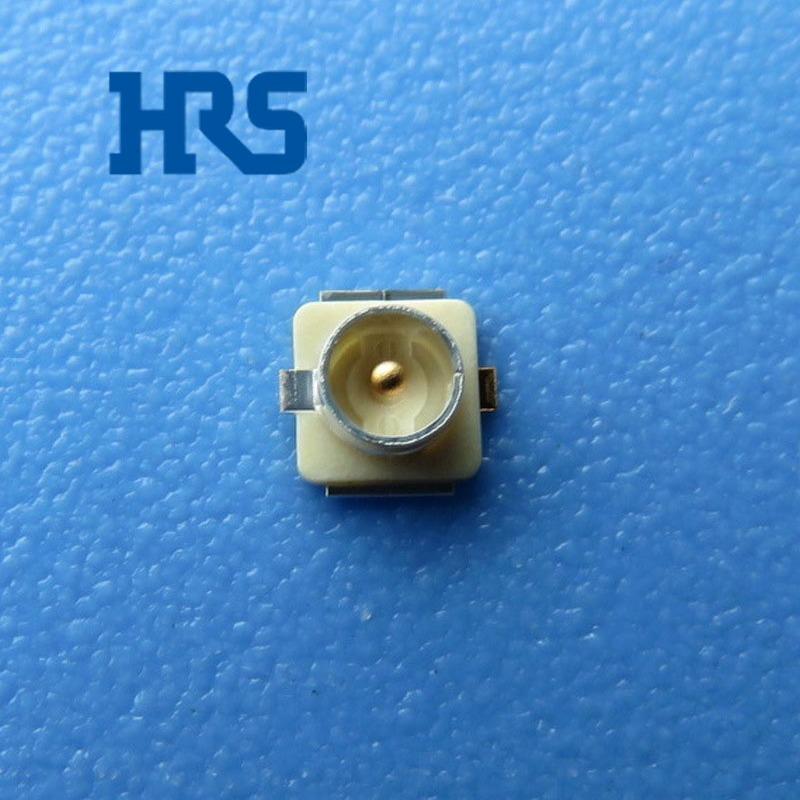 HRS天线座U.FL-R-SMT-1广濑天线座射频同轴连接器小型表面SMT贴装天线座