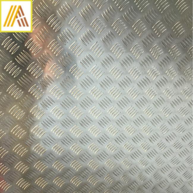 5754花纹板 大连现货花纹铝板  花纹板厂家直销 铝合金花纹板 热轧花纹板 船用花纹板