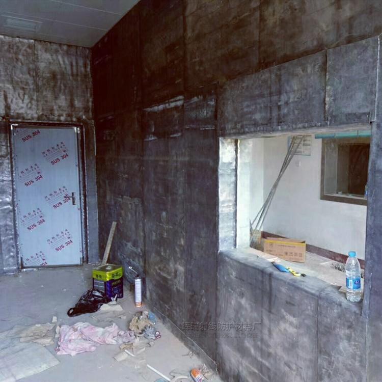 铅板市场价防护整体施工