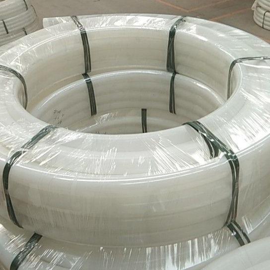 白色PE聚乙烯管 聚乙烯穿线管