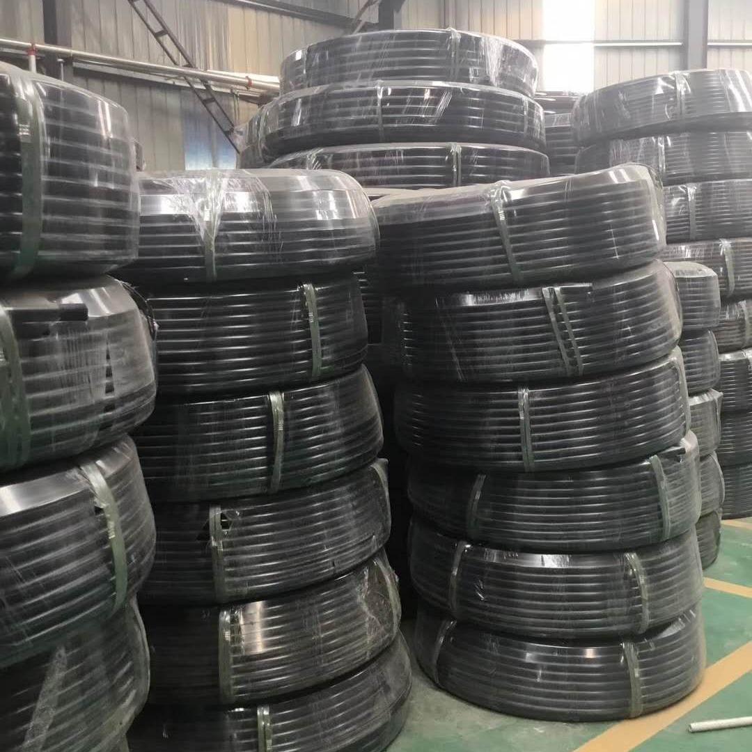 高品质聚乙烯管 穿线管 PE管 生产厂家