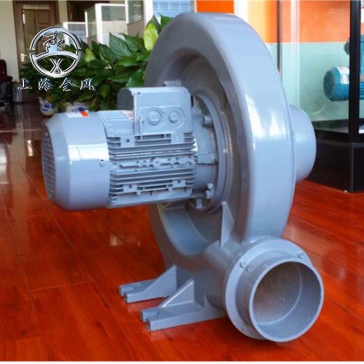 CX-100透浦式中压鼓风机1.5KW中压气泵低噪音电机 耐高温隔热风机