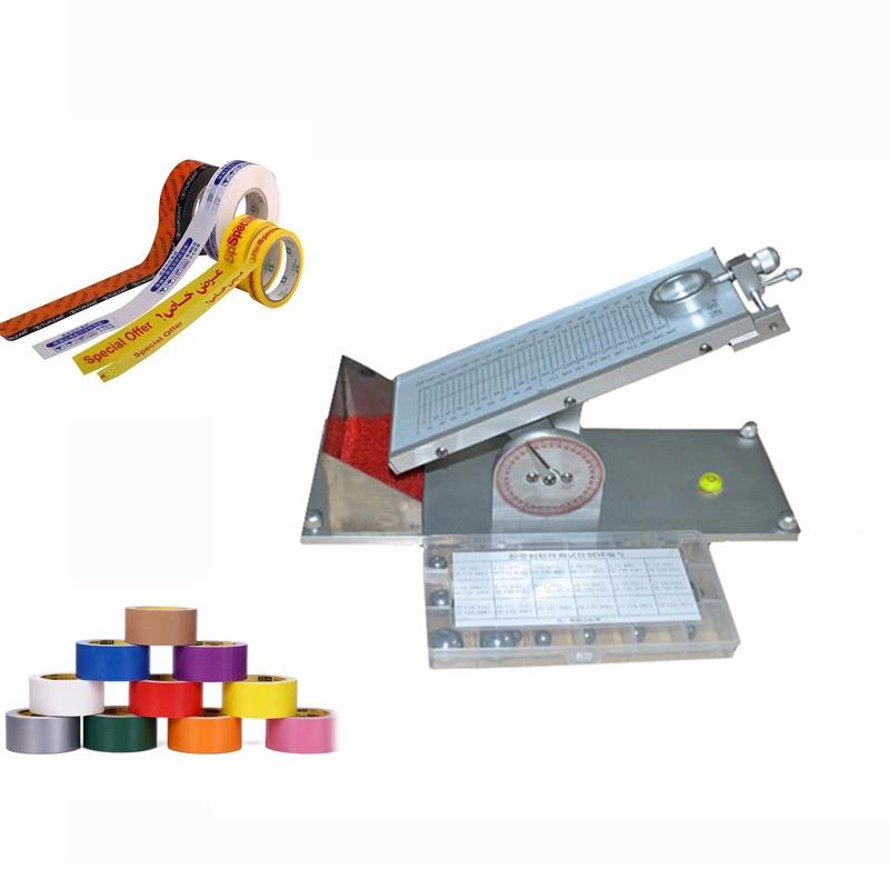 11mm透明白色热熔胶 初粘性测试机 高粘环保彩色热熔胶粘性测试机
