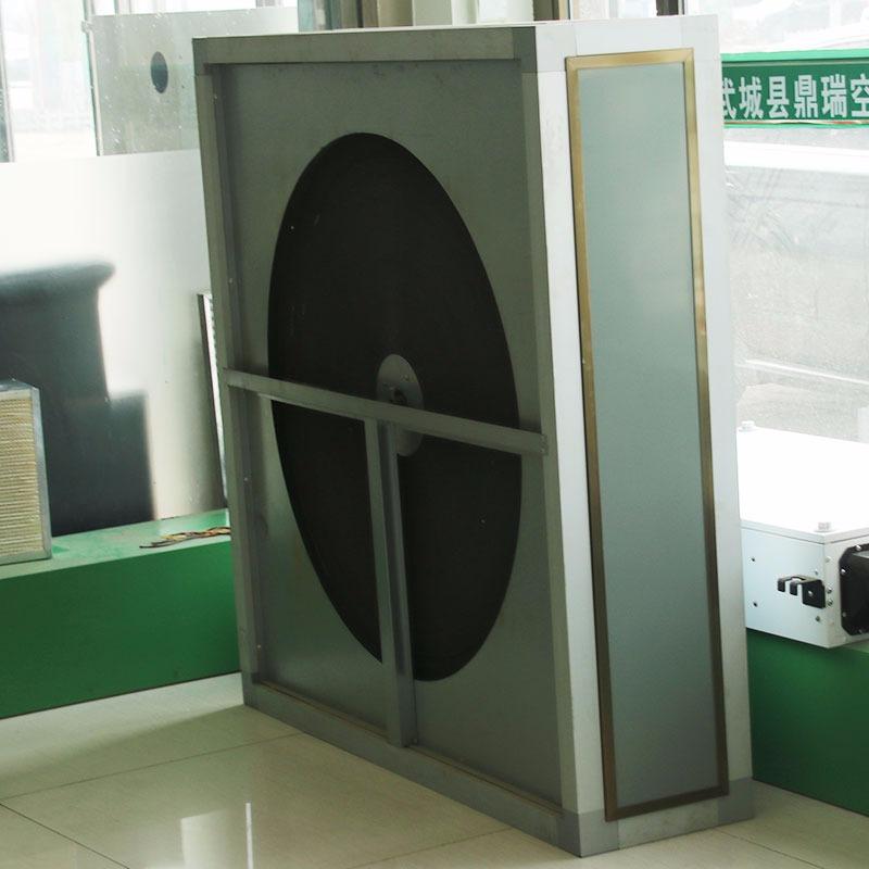 批发销售空调机组转轮式热回收交换器显热组合式交换转轮器