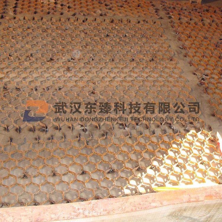 电厂烟道陶瓷涂料 风管耐磨陶瓷涂料 电厂设备涂料防磨施工
