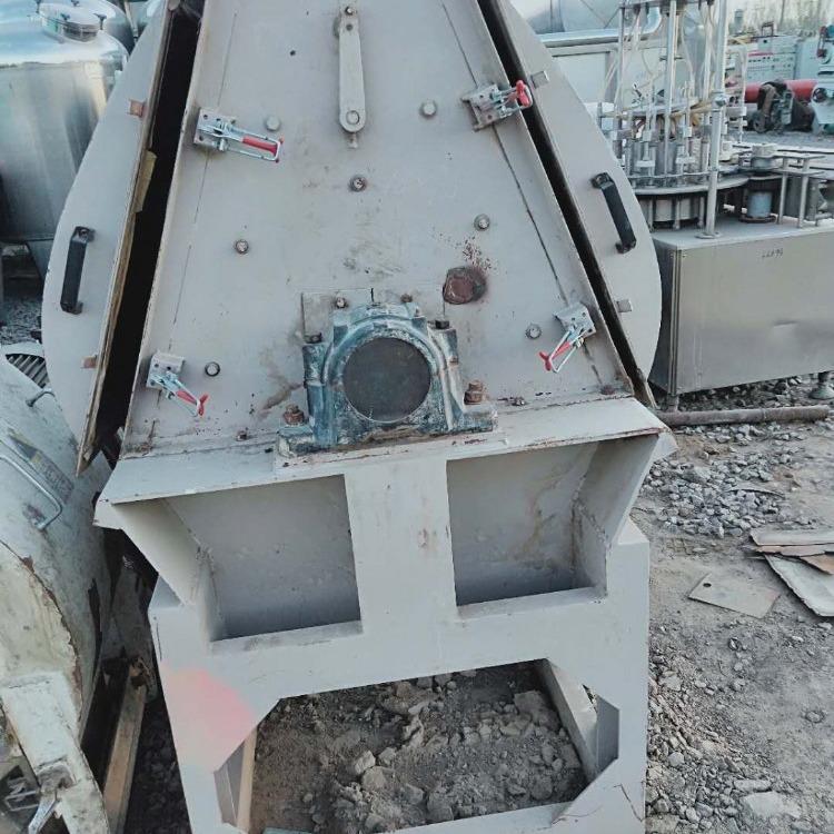 二手饲料粉碎机   秸秆粉碎机厂家 二手牧羊粉碎机