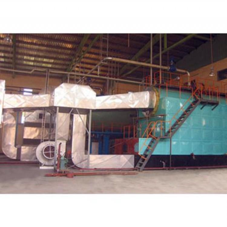 供暖锅炉结构