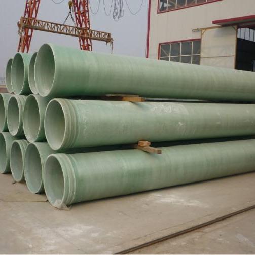 无机玻璃钢管道价格 有机玻璃钢管道厂家 无机玻璃钢通风管道 有机夹砂玻璃钢管道