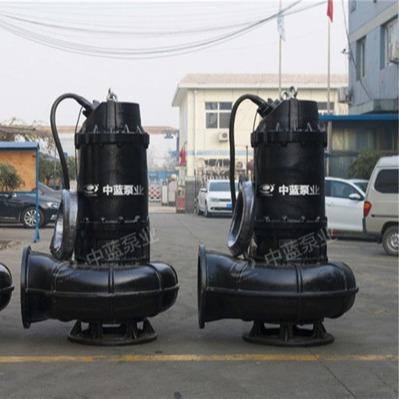 潜污泵图片自动耦合污水泵潜水电泵-高品质潜水污水泵型号大全150WQ潜水排污水电泵  推荐现货