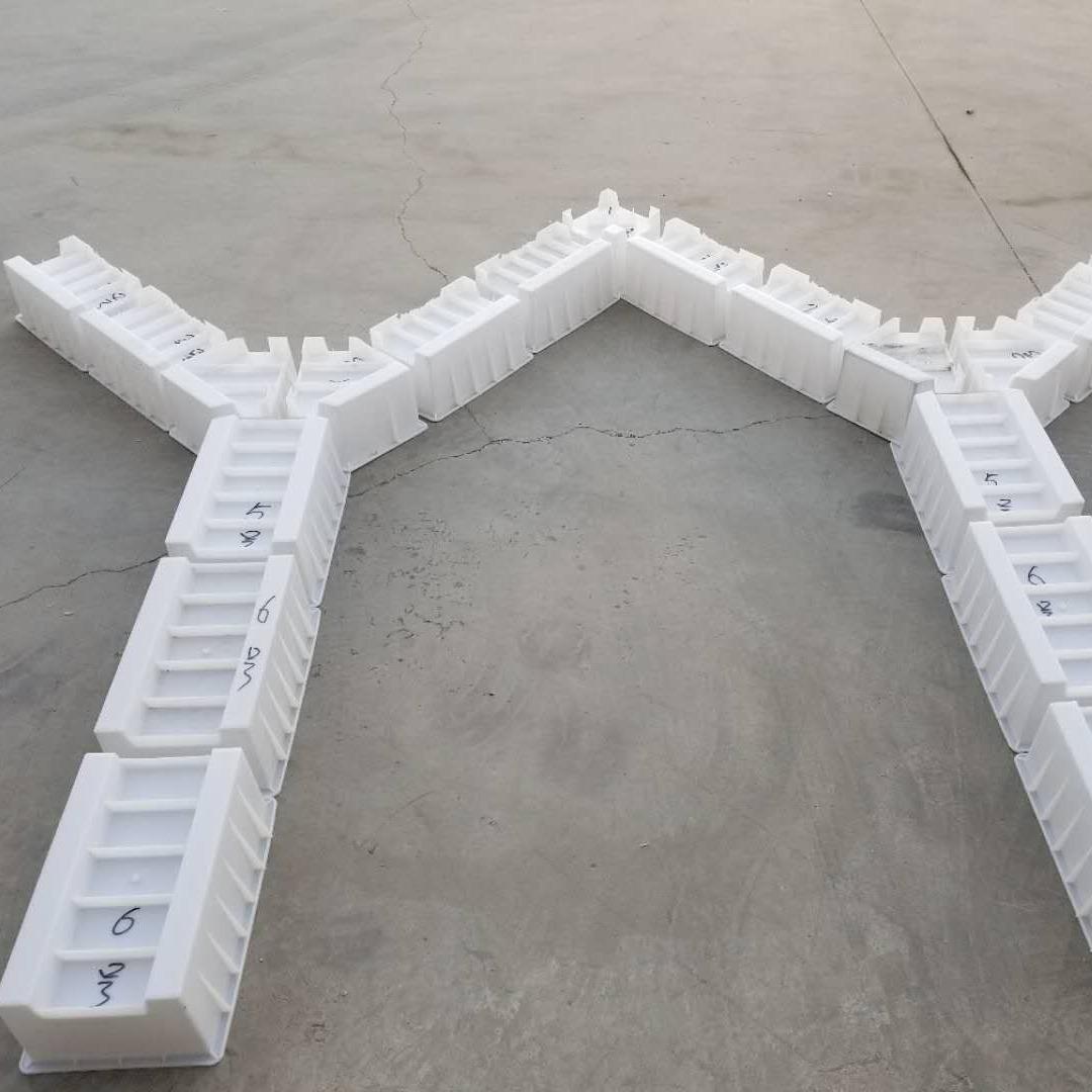 预制水泥骨架护坡模具 人字骨架护坡模具