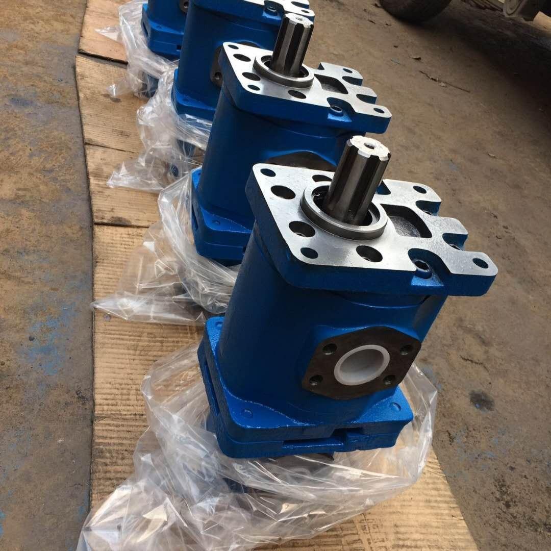 长江齿轮泵CBY系列高压齿轮泵CBY3080-B1FL齿轮泵