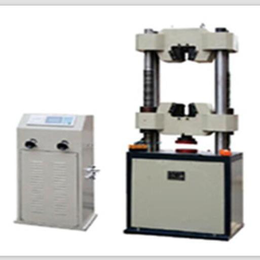 济南凯德仪器 电液式液压万能试验机  万能试验机 600kN