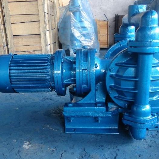 上海日耐制造 现货质保 DBY系列电动隔膜泵 电动隔膜泵 气动隔膜泵  液压隔膜泵