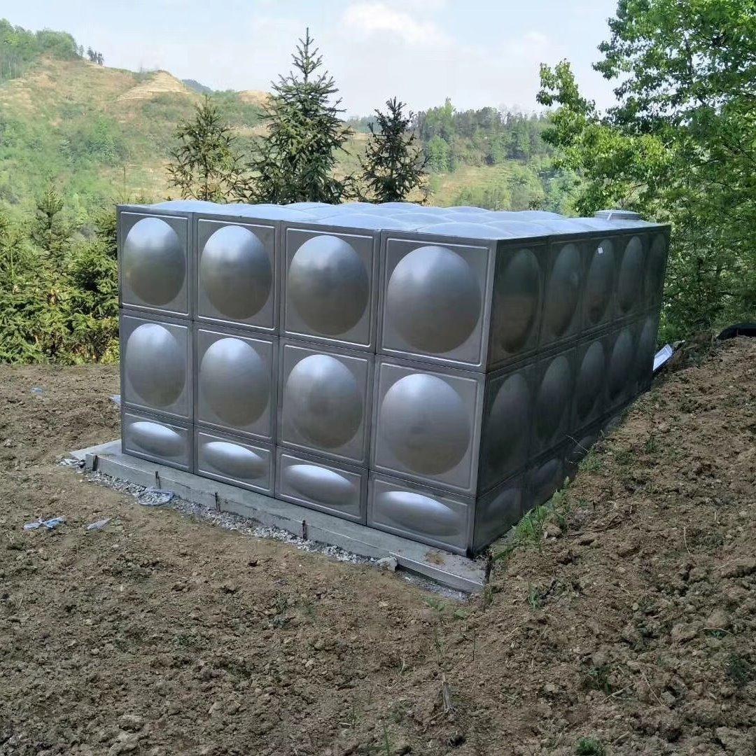 地埋式水箱,不锈钢水箱,生活水箱,厂家直销