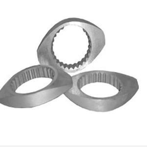 双螺杆螺纹元件,啮合块  ,双螺杆挤出机螺纹套,单螺杆螺套|南京科尔特