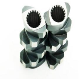 双螺杆挤出机螺纹元件,双螺杆啮合块,挤出机啮合块,啮合块元件|南京科尔特