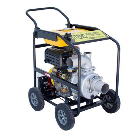 伊藤4寸电启动柴油机水泵YT40DPE