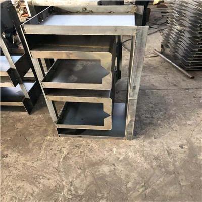 常用电缆槽钢模具 铁路电缆槽钢模具 高铁电缆槽钢模具型号标准