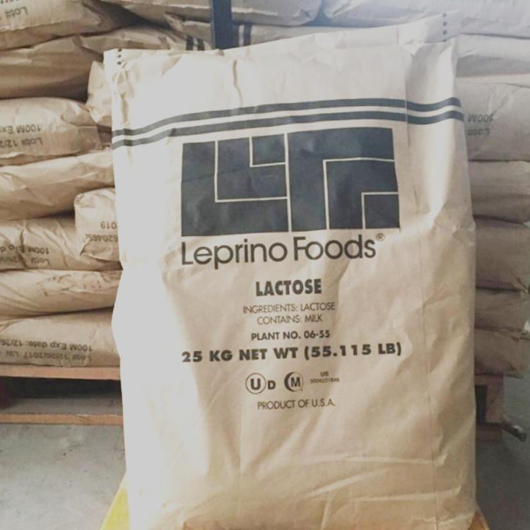 进口乳糖生产厂家 食品级乳糖厂家批发
