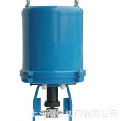 381LSA-08 20型直行程电动执行器 AC220V电动调节阀电子式执行器