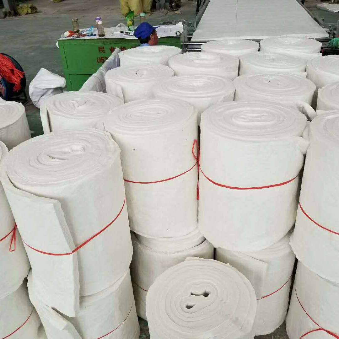 硅酸铝纤维毯硅酸铝针刺毯   硅酸铝针刺毯纤维毯