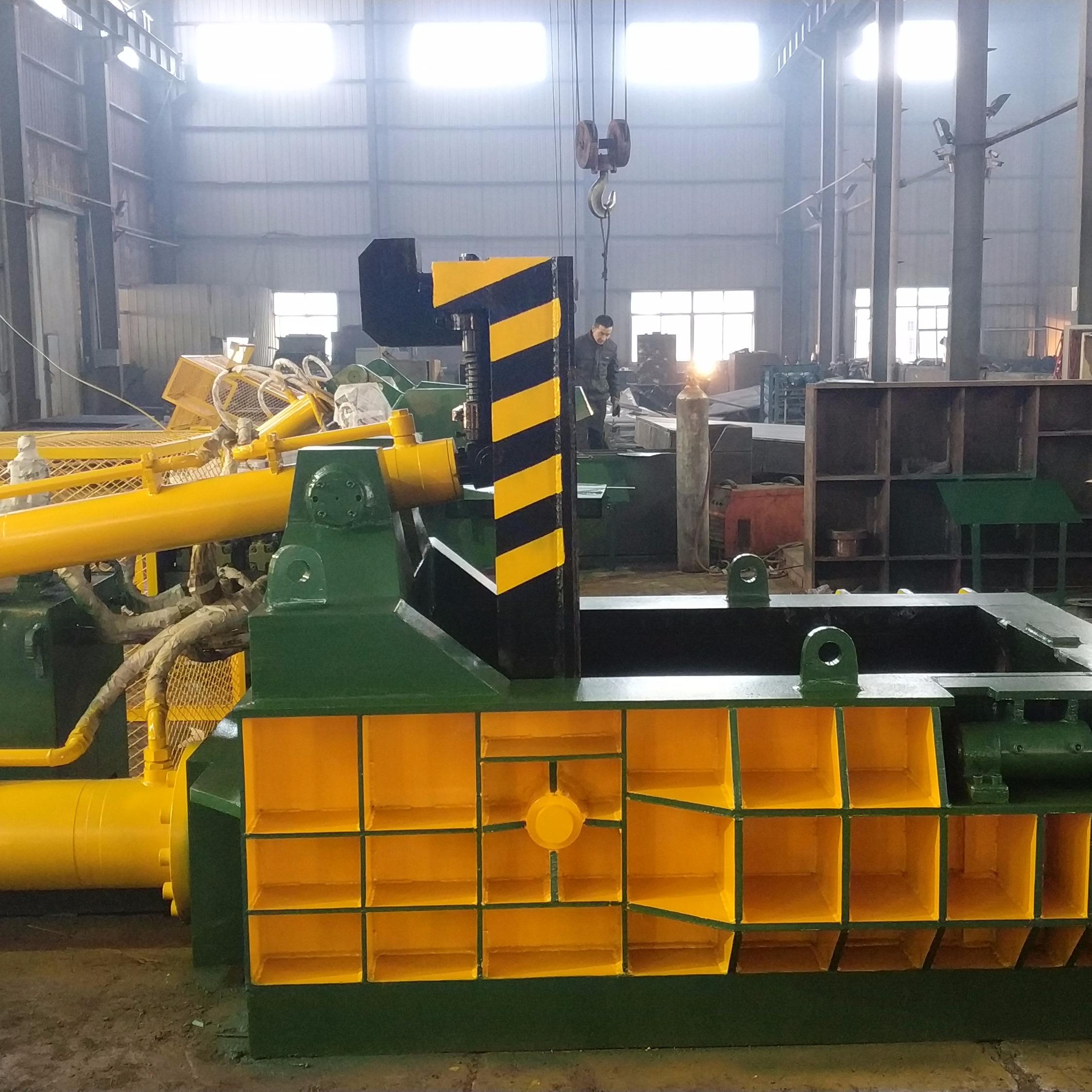 江阴联拓重工供应Y81-1000T液压金属打包机 125T、160T、250T、315T金属打包机