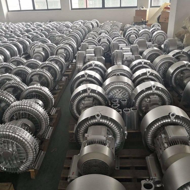 利政旋涡真空泵2HB系列 2HB610-AH16-2.2KW高压鼓风机  气环真空泵 供应