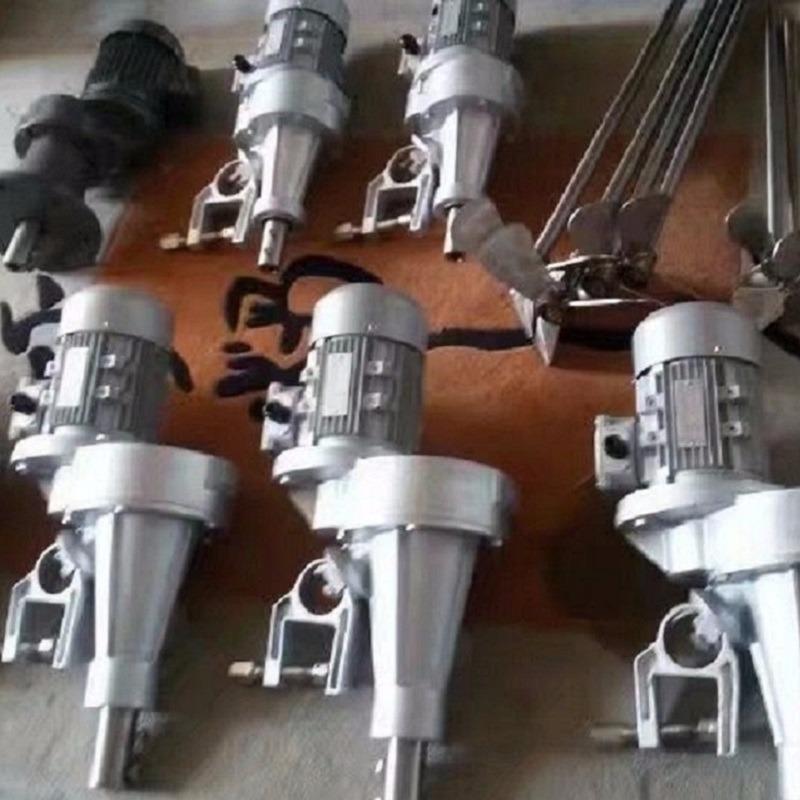 液体搅拌机  搅拌桶  搅拌器 搅拌液体机器  立式搅拌机 电动搅拌机头14HP,280RPM及以上效果好