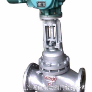 JB941H-100 DN50 65 80 100防爆电动截止阀 10mpa电动高压截止阀