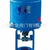直行程电动执行器  3810L电子式电动装置 调节阀电装