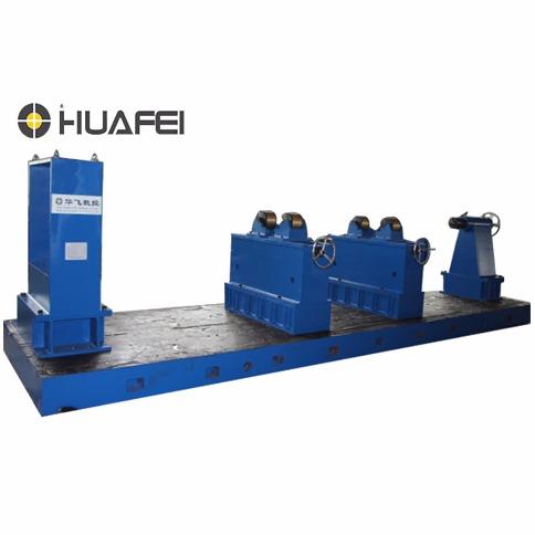 济南华飞 数控四轴联动轴类喷焊专机 焊接专机