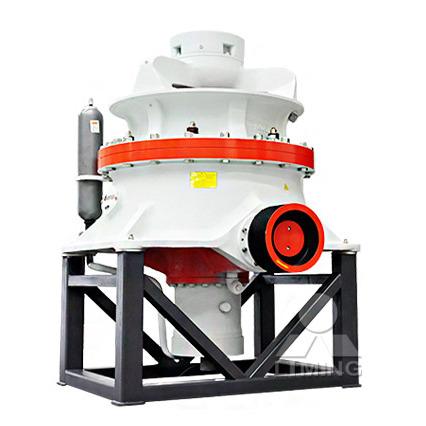 HST100单缸液压圆锥破碎机