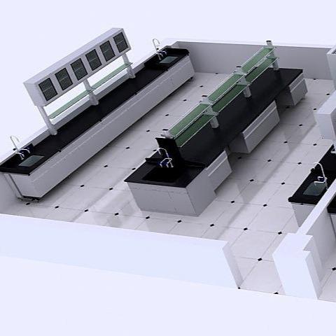 实验室整体装修工程,实验室装修改造,实验室整体装修设计   卓宇 专业制定解决方案