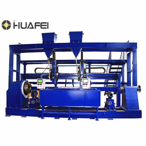 主打产品轧机轧辊双头堆焊专机 堆焊专机 轧辊堆焊专机不锈钢 品质保