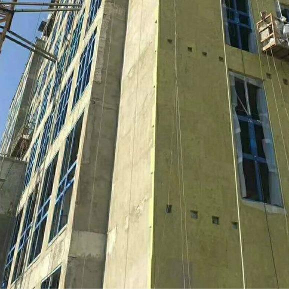 吸音岩棉板 外墙防火岩棉板 工业岩棉板
