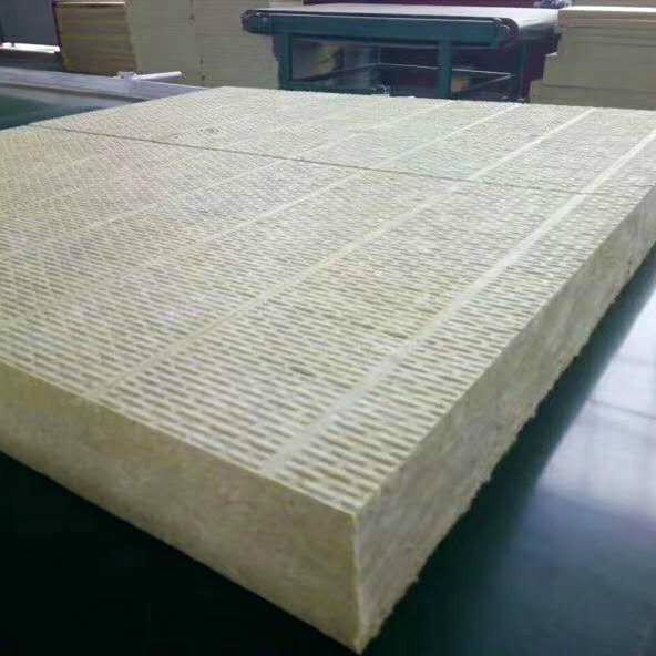 外墙岩棉板批发 普通岩棉板 建筑岩棉板 低密度岩棉板