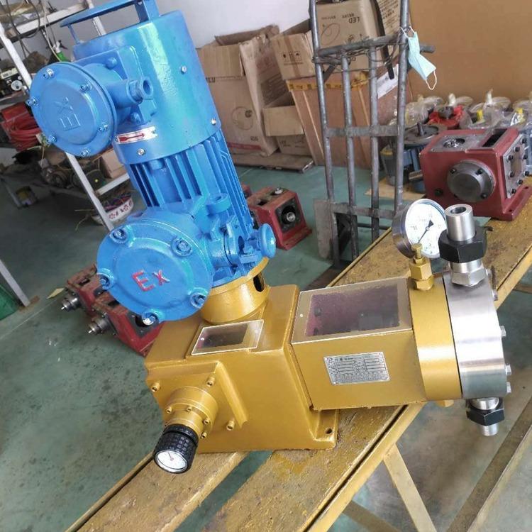 机械隔膜计量泵  机械隔膜计量泵定制 批量生产