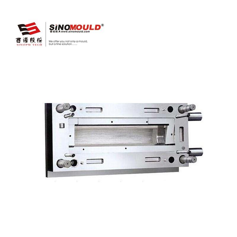 西诺制造家电模具 空调外罩模具 空调格栅模具 塑料模具 空调盖模具 高精密