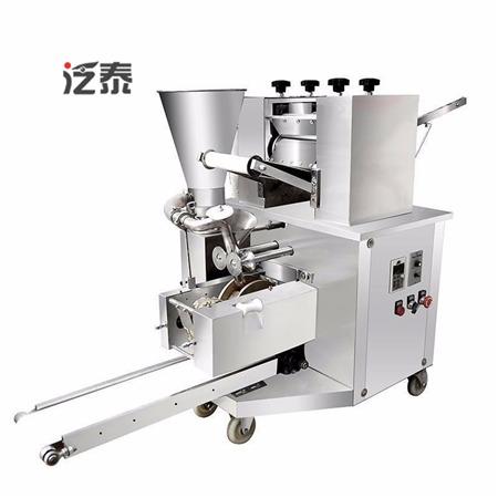 清华同创自动饺子机做的饺子啥样煎饺子机