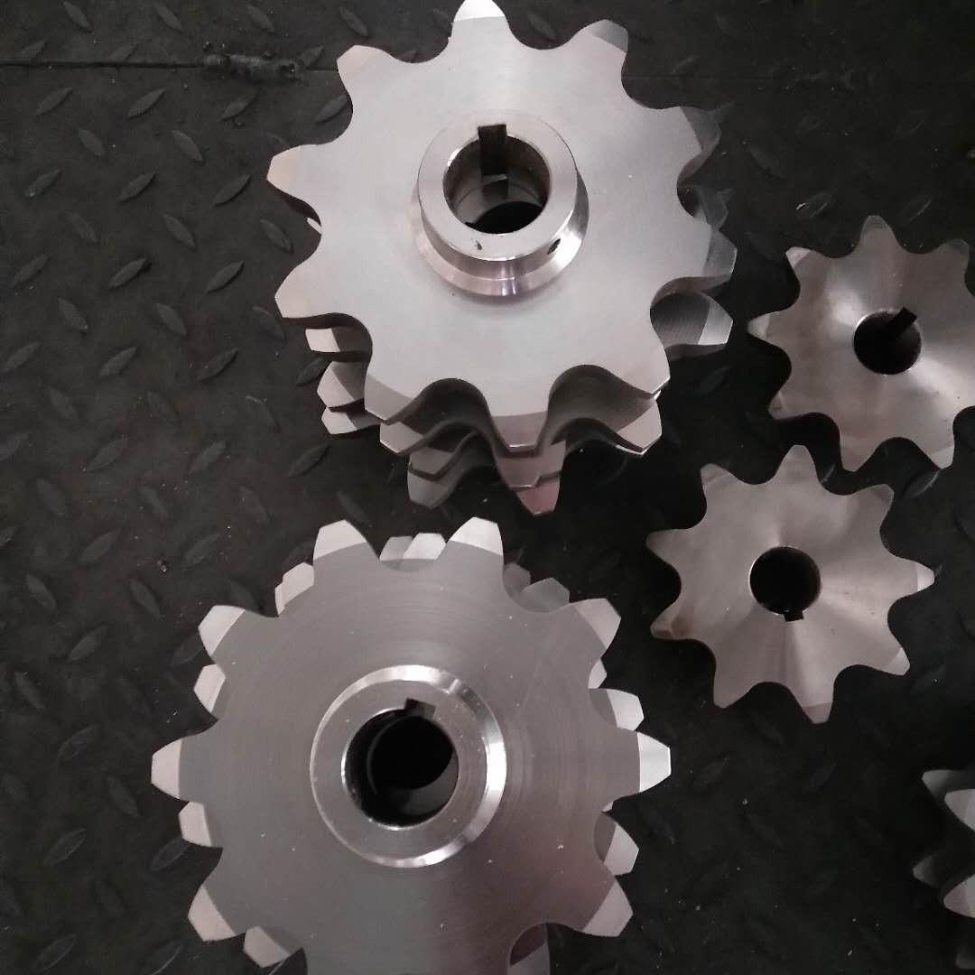 输送机配件链轮 机械行业设备传动件链轮 工业链轮